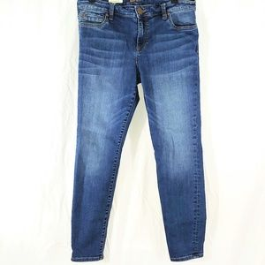 Kut from the Kloth Toothpick Skinny jeans size 12S